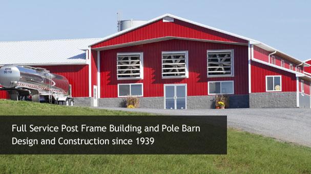 Pole Barns Metal Buildings Post Frame Buildings