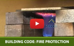 Flak Jacket Building Code Fire Protection Flooring