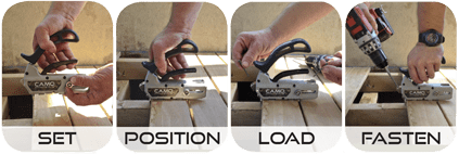 Deck Construction Fastening Guide