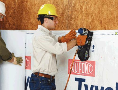 Tyvek Continuous Building Wrap R5