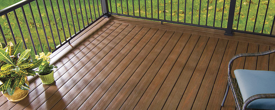 three things to consider when building a deck