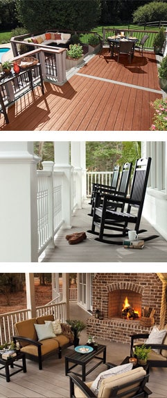 decking design builder rochester geneva syracuse ny