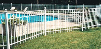 Pool Fence Security Installation Contractor. Rochester, Syracuse, Geneva, Auburn NY