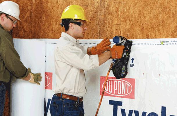 DuPont Tyvek R5.0 Continuous Building Wrap