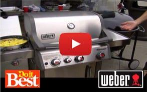 Weber Genesis II Series Propane Grills