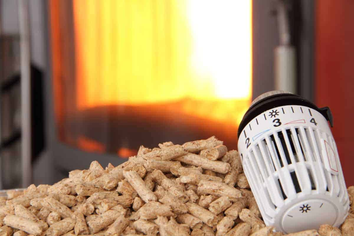 Wood Pellets for Pellet Stoves