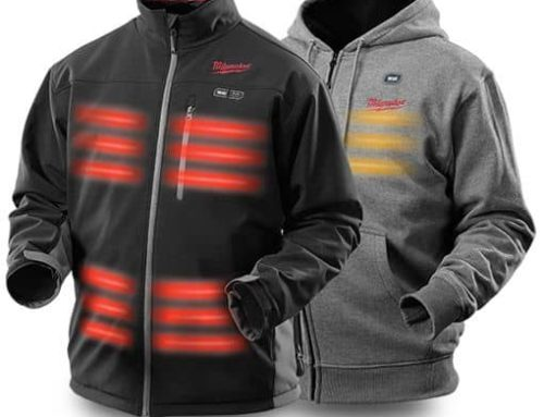 Four Good Reasons to Wear a Milwaukee Heated Jacket