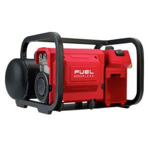 milwaukee m18 fuel 2-gallon compact quiet compressor