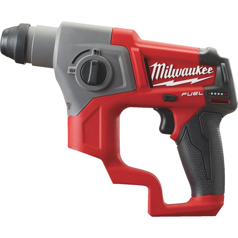 Milwaukee M12 Fuel Cordless Rotary Hammer Drill