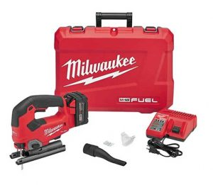 milwaukee m18 fuel D-Handle Jig Saw Kit