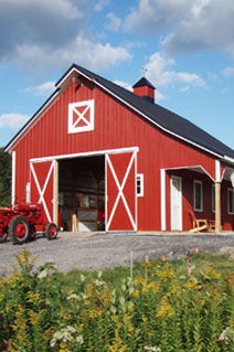 commercial agricultural building construction roofing siding